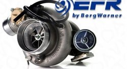 Турбина BorgWarner EFR-8374 500-800HP 0.83 A/R T3 undivided (Internal WG)