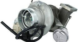 Турбина BorgWarner EFR-7064 350-560HP 0.83 A/R T3 undivided (Internal WG)