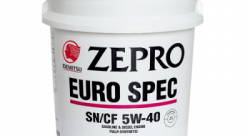 Моторное масло Idemitsu zepro euro spec 5W40 sn-cf fully-synthetic, 20л