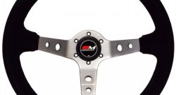 Спортивный руль Motamec Rally Steering Wheel Deep Dish 350mm Titanium