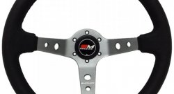 Спортивный руль Motamec Rally Steering Wheel Deep Dish 350mm Titanium (Оригинал)