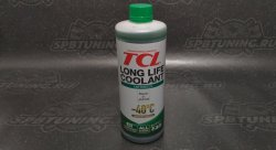 Антифриз TCL LLC GREEN (Long Life Coolant) - 40 (1 л)