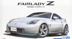 Сборная модель Aoshima NISSAN Z33 FAIRLADYZ VERSION NISMO `07