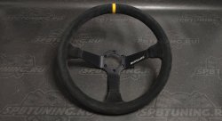 Спортивный руль Motamec Pro Rally Steering Wheel Deep Dish 350mm (оригинал)